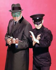 Green Hornet And Kato Unstoppable Gallery Print