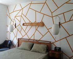 Paredes de habitación decoradas