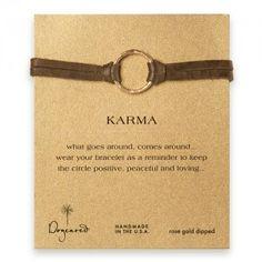 Karma Bracelet Giveaway