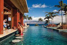 cool Hawaii honeymoon