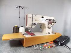 ALFA SAILMAKER SEMI INDUSTRIAL WALKING FOOT SEWING MACHINE