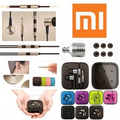 Original XIAOMI Piston Earphone Basic Version   Remote Control and Mic for smart phone.  Speaker impedence 16 ohms, Weight 12 grams, Cable le