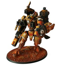 40k - Tau Riptide by 3D Foundry