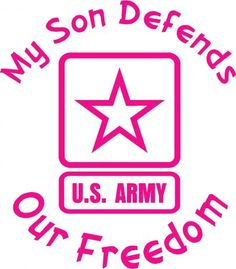 My Son Defends Army