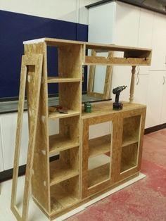 Idea para mueble-botellero
