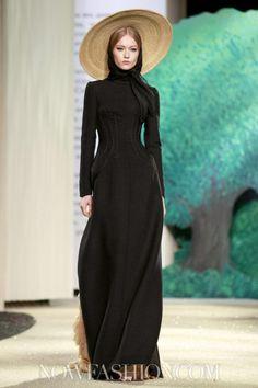 Ulyana Sergeenko Couture Spring Summer 2013 Paris.