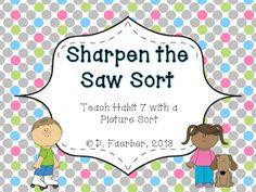 sharpen the saw freebie