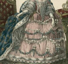 Baroque garment