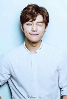 Those dimples got me like L Infinite, Seungri, Infinite Myungsoo, Asian Actors, Korean Actors, Kim Myungsoo, Lee Junho, Young K, Nam Woo Hyun
