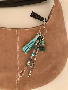 A personal favorite from my Etsy shop https://www.etsy.com/listing/561255857/keychainhandbag-accessories-bag