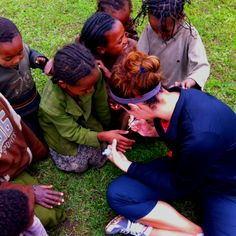 Bekoji, Ethiopia  I miss these little girls!!