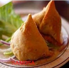 Samosa - Visit india with us and enjoy indian food