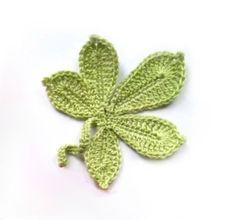 ...a five-lobed leaf; see number 08 *