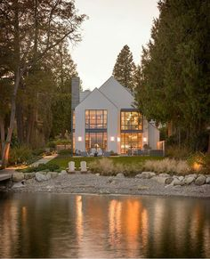 Lake side House