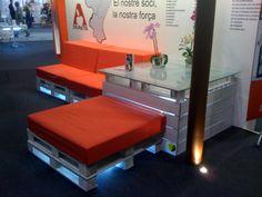 Muebles Reciclados Con Palets y Bobinas, Muchisimos Imagenes - Taringa!