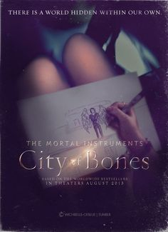 The mortal instruments city of bones. Immortal Instruments, Mortal Instruments Books, Jace Lightwood, Clary And Jace, Clary Fray, City Of Glass, City Of Ashes, Cassie Clare, Cassandra Clare Books