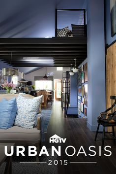 Let's take a break so you all can go ENTER for your chance to win this beauty! >> http://www.hgtv.com/design/hgtv-urban-oasis/sweepstakes/enter?soc=pinterest  NO PURCHASE NECESSARY. Ends 9/24. For details and complete rules visit HGTV.com/urbanoasis.