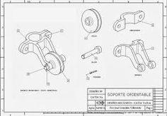 Resultado de imagen de diseño mecanico piezas