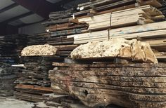 Big Leaf Maple Burl Caps ~ Hearne Hardwoods Inc.