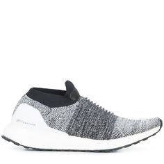 Adidas UltraBOOST Laceless sneakers ($200) ❤ liked on Polyvore featuring men's fashion, men's shoes, men's sneakers, black, adidas mens shoes, mens slip on shoes, mens black shoes, mens black slip on shoes and mens black slip on sneakers #sneakersadidas