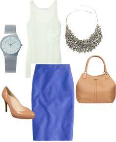 """""""Office Dress"""" by diamondsusa on Polyvore"""