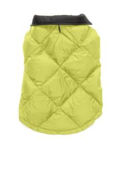 32 Degrees Men's Diamond Quilt Puppy Packable Down Vest - Scuba Lime - Xl
