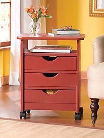 3-Drawer Multipurpose Cart