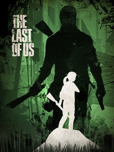 The Last of Us - Created by Albert Lewis Available for sale on Society6.