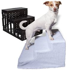 OxGord Pet Stairs to get on High Bed for Cat and Dog Steps at Home or Portable Travel Up to 70 lbs   Check it out-->  http://mypets.us/product/oxgord-pet-stairs-to-get-on-high-bed-for-cat-and-dog-steps-at-home-or-portable-travel-up-to-70-lbs/  #pet #food #bed #supplies