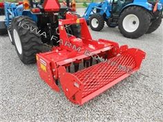 "Power Harrow & Greens Roller: Maschio Delfino DL1300, 52"", 30-100HP: BEST BUY! Vegetable Farming, Tractors"