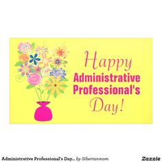 Administrative Professional S Day Banner By Siberianmom Of