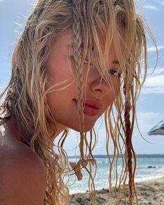 Aesthetic Hair, Summer Aesthetic, Blonde Aesthetic, Hair Inspo, Hair Inspiration, Foto Casual, Look Girl, Grunge Hair, Dream Hair