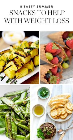 Here are 8 delicious (and low-calorie) summer snack options that you can munch on, minus the guilt.