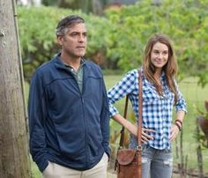 George Clooney, The Descendants - Repin if you think he will win #BestActor #AMCBPS For tickets and event info go to http://go.amctheatres.com/bps