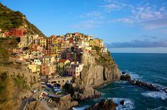 Cinque Terre — Italy | 16 Astounding Backpacking Trips To Add To Your Bucket List