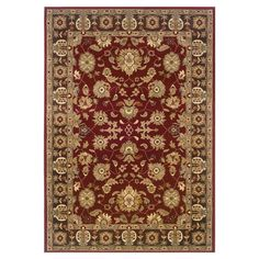 You should see this Adana Red & Brown Persian Rug on Daily Sales!  $126