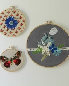 """See the """"Not Your Grandma's Hoop Art"""" in our  gallery"""