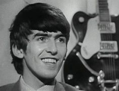 ♥♥George♥♥ I am literally swooning right now! I love you, George Harrison!