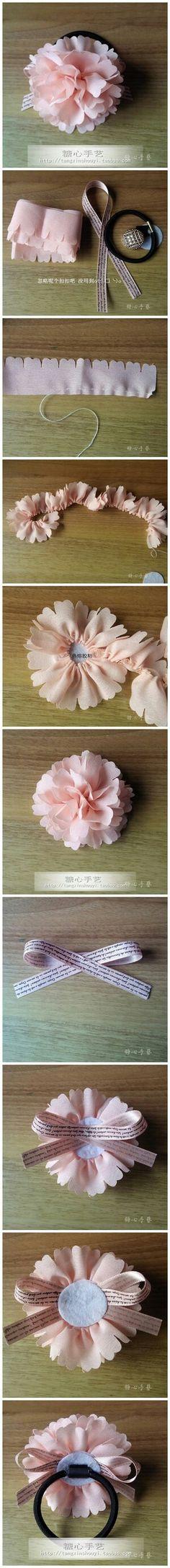 Diy Chocolate Wrapped Flower Barbie Dress Http Tagblog