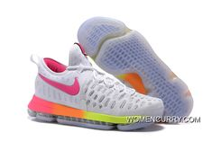 https://www.womencurry.com/nike-kd-9-white-pink-volt-orange-mens-basketball-shoes-super-deals.html NIKE KD 9 WHITE PINK VOLT ORANGE MEN'S BASKETBALL SHOES SUPER DEALS Only $99.44 , Free Shipping!