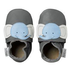 soft sole grey elephant | Bobux