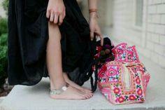 grslwanderlustmode: Image via We Heart It. Gypsy Style, Boho Gypsy, Hippie Boho, Bohemian Style, My Style, Boho Fashion, Fashion Outfits, Womens Fashion, Fashion Trends