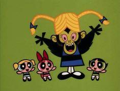 Powerpuff Girls Episodes, New Powerpuff Girl, Girl Wallpaper, Iphone Wallpaper, Pencil Test, Powerpuff Girls Wallpaper, World Of Gumball, Girls Series, Classic Cartoons
