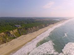 Located in Chilmark on Martha's Vineyard with 425 ft of private ocean beach, this offering deserves its reputation as the