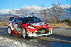 WRC - 2017 Rallye Monte-Carlo | Federation Internationale de l'Automobile