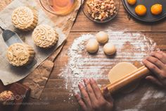Mooncake homemade by kimtinhnv IFTTT 500px