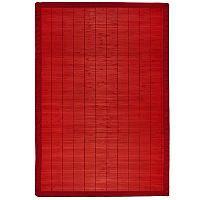 Bamboo Rug - Villager Crimson - Sam's Club