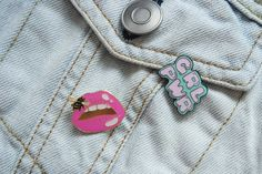 Pins The Sassy Girl - www.lamemechose.nl