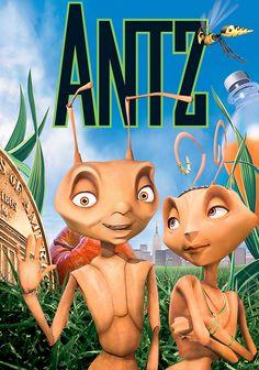 'z' from the Antz Movie (1998)