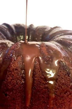This Double Chocolate Hershey's Kiss Cake is the PERFECT chocolate cake recipe! One bite will have you in chocolate heaven and craving more!